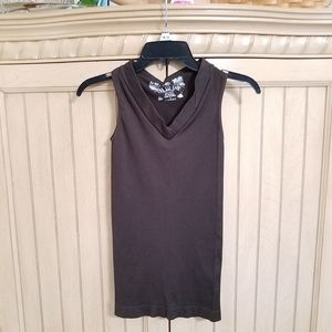 Fit to Go Seemless Tank, sz Small